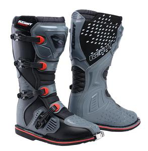 Bottes cross Kenny 2020 Track - Gris Rouge 41