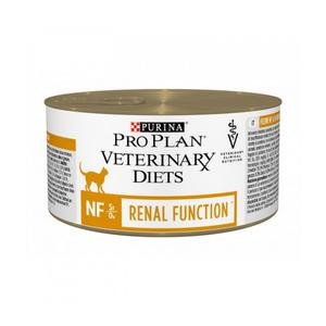 Pro plan veterinary diet nf renal function pour chats 24 boîtes 195 g