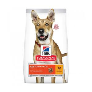 Croquettes hill's science plan canine adult performance sac 14 kg