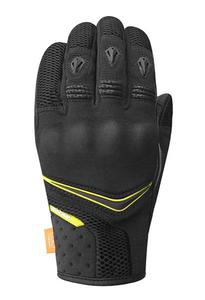 Gants moto Racer 2018 Trooper 4 - Noir Lime 10 - XL