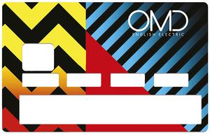 Sticker pour carte bancaire, Orchestral Manoeuvre in the Dark