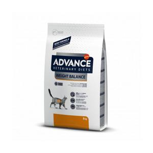Croquettes advance pour chats veterinary diets weight balance feline sac 8 kg