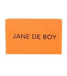 Jane de Boy - Chamoisine à bijoux Jane de Boy - Orange