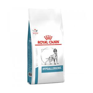 Croquettes royal canin veterinary diet hypoallergenic pour chiens sac 7 kg