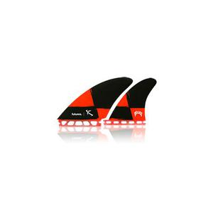 Dérives Futures Fins - Seaworthy Quad Thruster